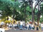Concerto Forzano Junion Band Piazza Popolo Savona