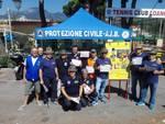 Gazebo Protezione Civile Loano