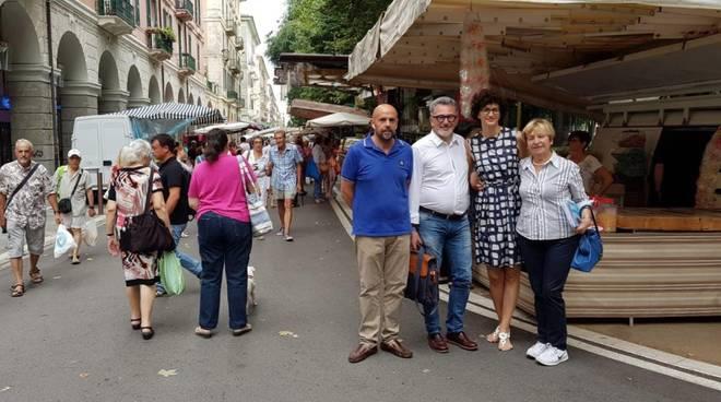 Mercato Settimanale Savona Sindaco