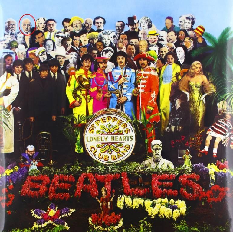 Sergent Pepper Beatles