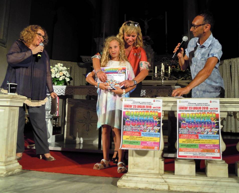 Varazze Giovani Senza Confini Premiazione