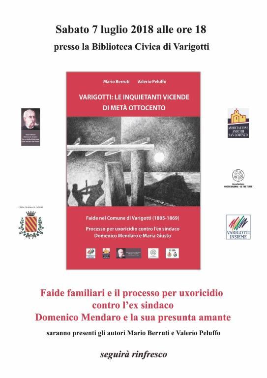 """""""Varigotti: le inquietanti vicende di metà Ottocento"""""""
