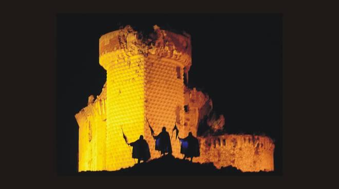 "Visite guidate Castelli ""Storie al chiaro di luna"" Finalborgo"