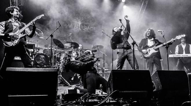 Winterage gruppo musicale