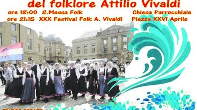 """XXX Festival del folklore """"Attilio Vivaldi"""" Bogliasco"""