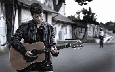 Luca Tudisca cantautore
