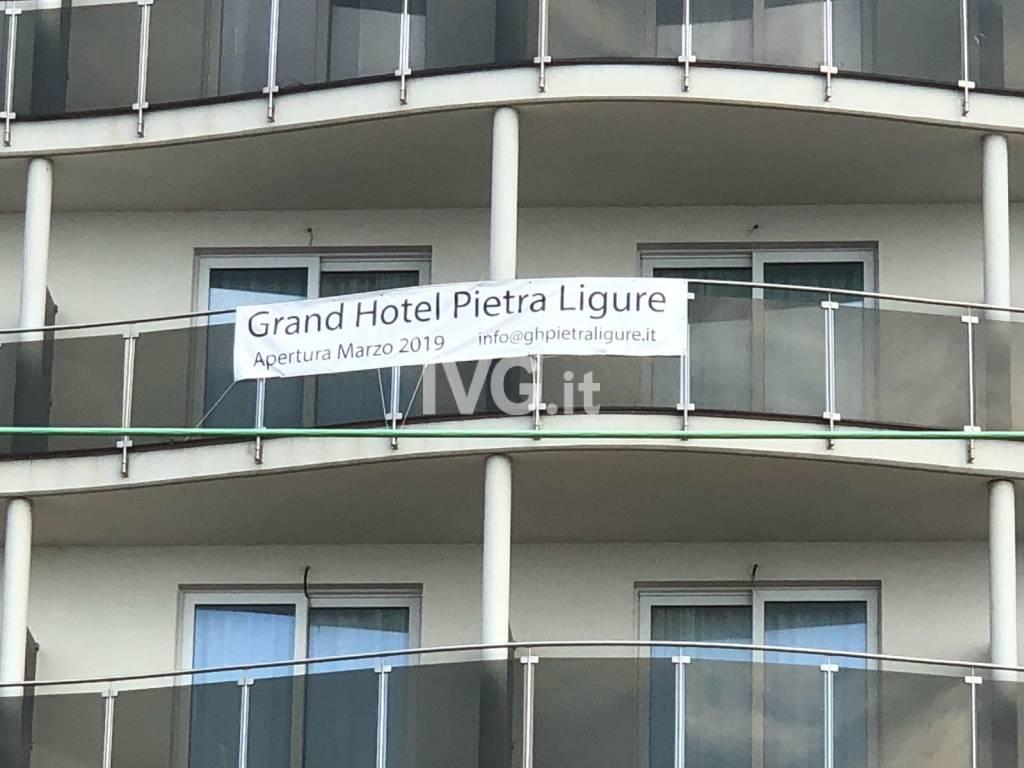 A marzo 2019 apre il Grand Hotel