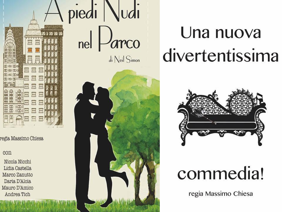 """""""A piedi nudi nel parco"""" The Kitchen Company Genova"""