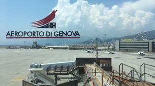 Aeroporto di Genova 2018