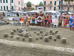 Alassio, Castelli di sabbia 2018
