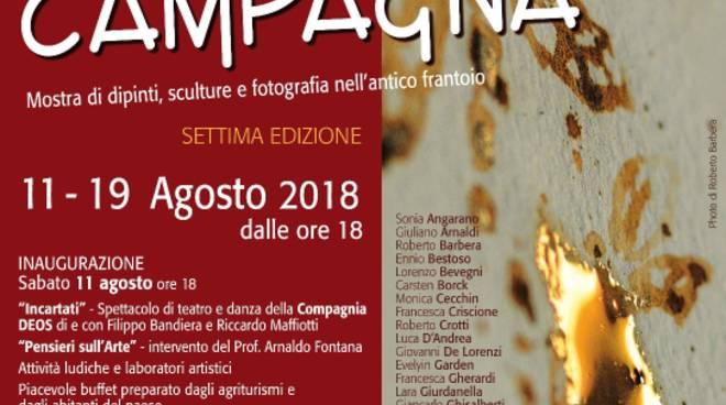 Arte in Campagna 2018
