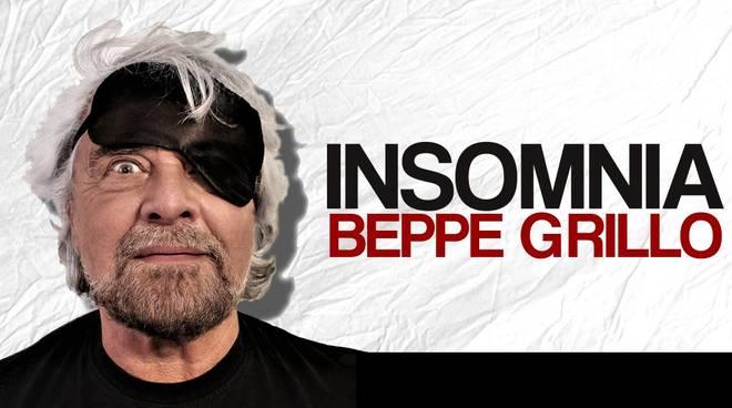 beppe grillo insomnia