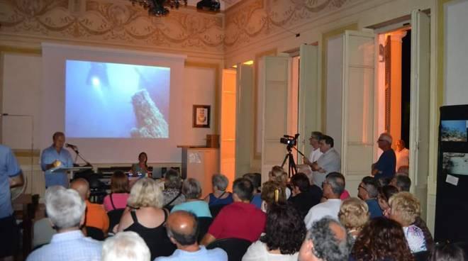 """Borghetto, conferenza-mostra sull'affondamento del piroscafo """"Città di Sassari"""""""