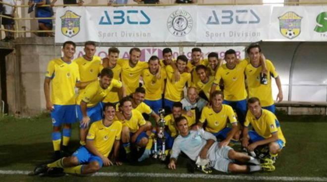 Cairese vince torneo di Legino - 22 agosto 2018