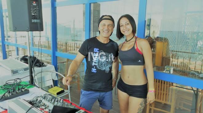 Beach Party con Dj Zàrin ed Eleonora