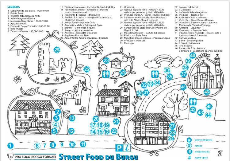 Street food du Burgu