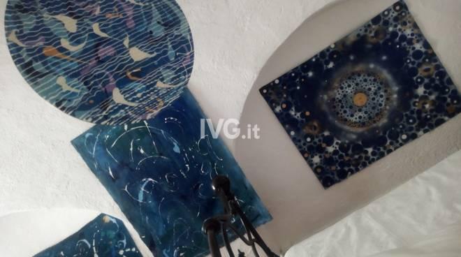 Art House Exhibition dell\'artista Rosa Maria Scala