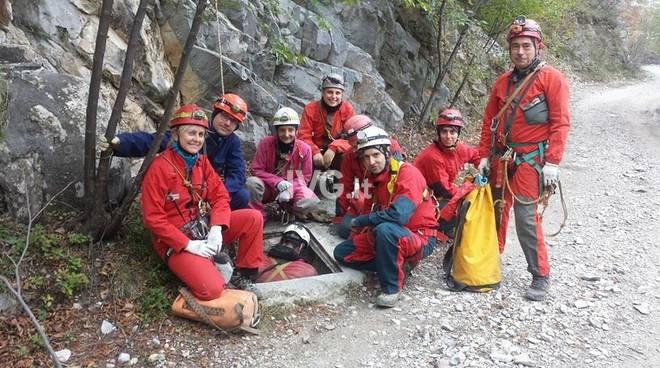 XXVIII Corso di introduzione alla Speleologia con il Club Alpino Italiano di Savona