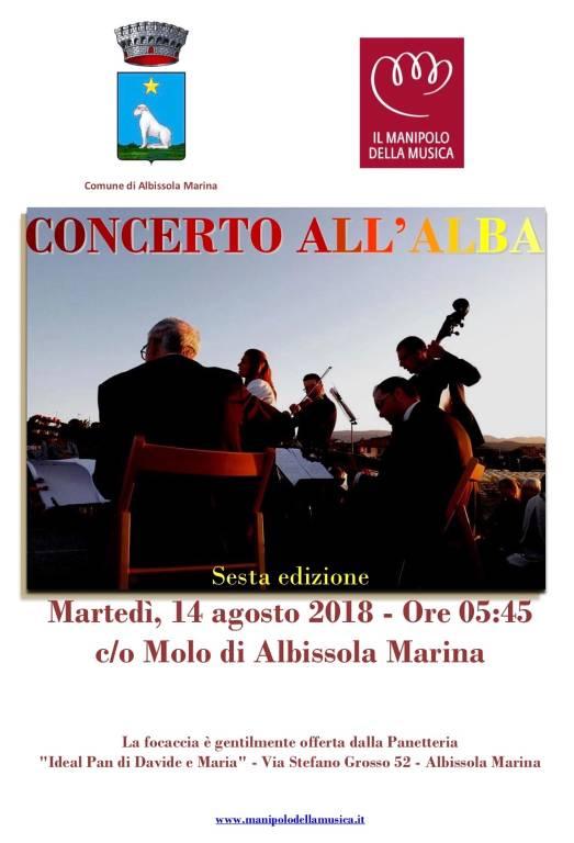 Concerto all'Alba Albissola Marina