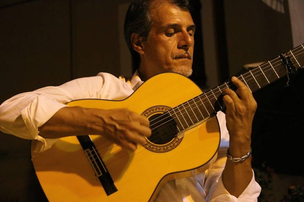 Corrado Cordova musicista