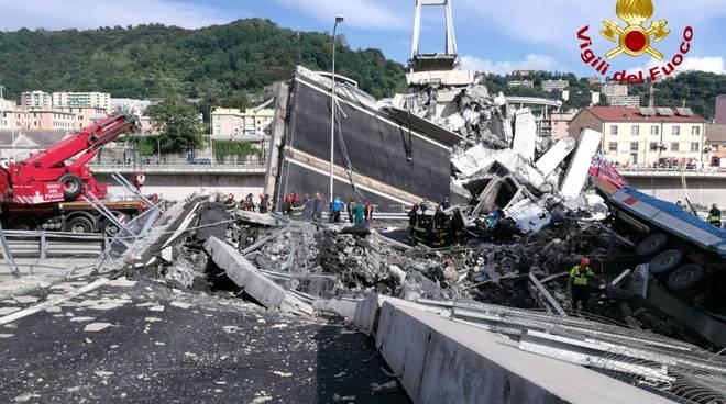 Ponte Morandi, a Genova è il giorno del ricordo