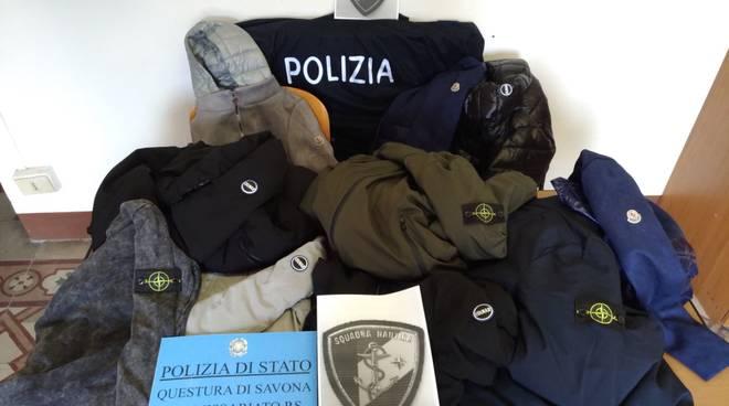 Laigueglia Merce Contraffatta Squadra Nautica