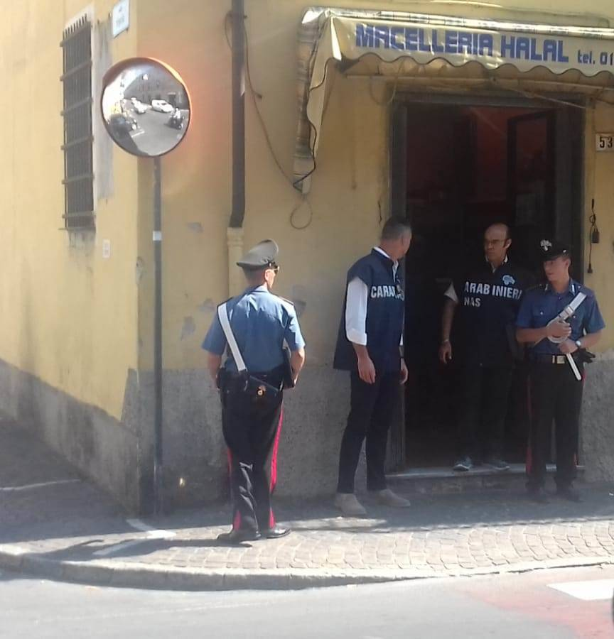 Carabinieri Nas Controlli Macellerie Albenga