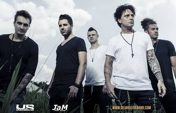 Déjà Vu cover band
