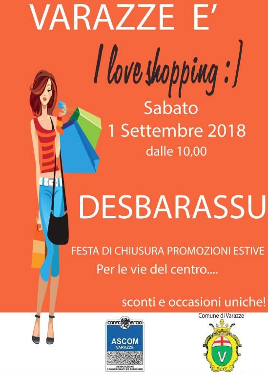 Desbarassu Varazze settembre 2018
