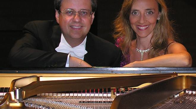 Duo pianistico Roberto Metro - Elvira Foti