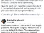 facebook ciangherotti