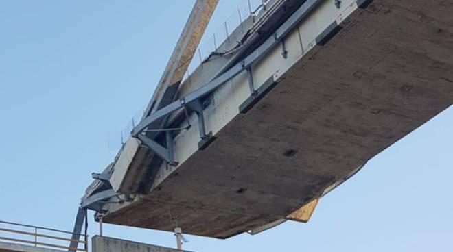 Bucci: demolizione Morandi da fine mese