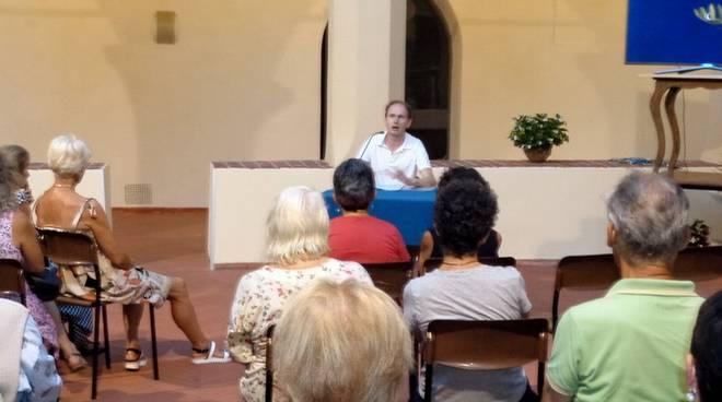 Francesco Rizzi conferenza Varazze