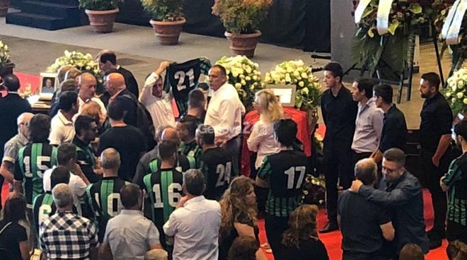 funerali di stato per le vittime del crollo ponte morandi