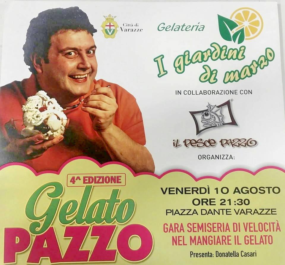 """""""Gelato Pazzo"""" Varazze 2018"""