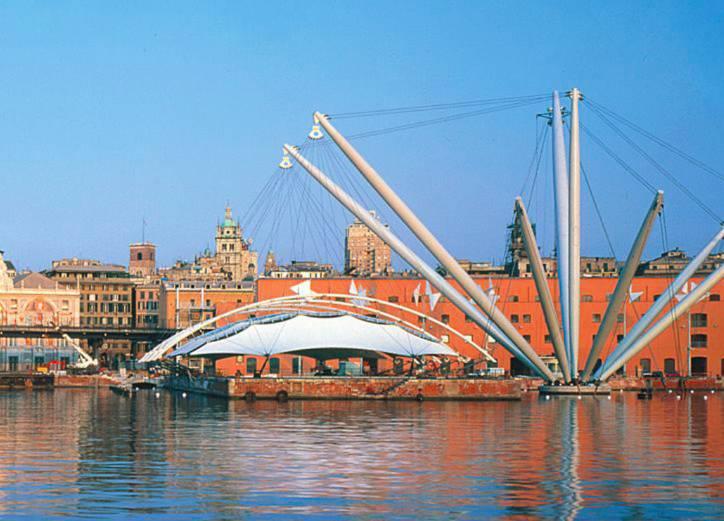 I ponti di Renzo Piano (e non solo)