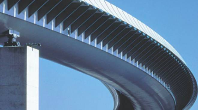 Genova: ecco il nuovo ponte di Renzo Piano