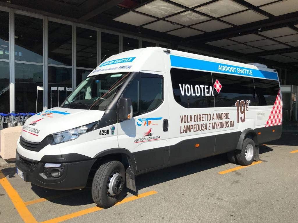 Incontro aeroporto di genova-booking.com