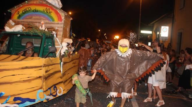 la notte della storia carnevale estivo andora