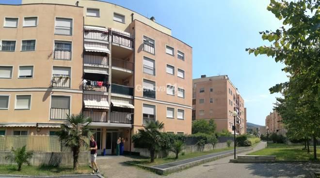 Le case per gli sfollati di ponte Morandi a San Biagio