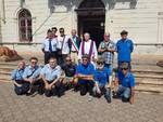 Le cerimonie in ricordo delle vittime di Genova