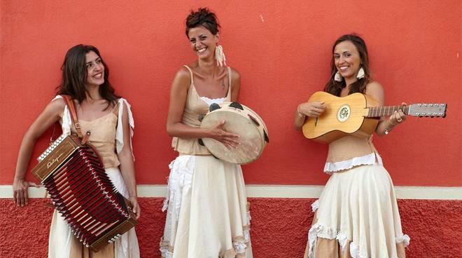 Le Tre Sorelle gruppo musicale