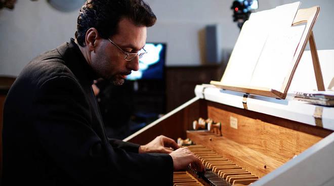Luca Scandali organista