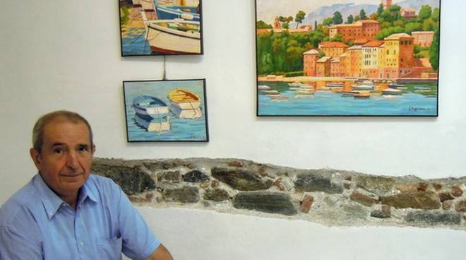 Mario Ghiglione artista