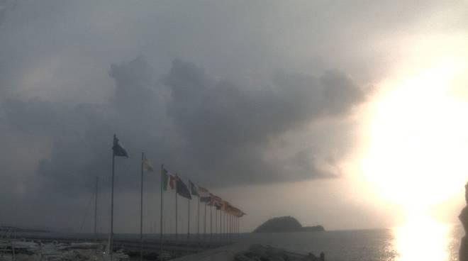 Meteo Alassio Sole Nuvoloso 25 agosto 2018