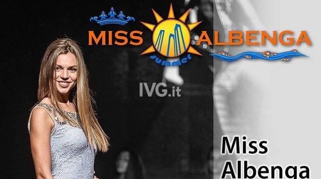 Miss Albenga Summer