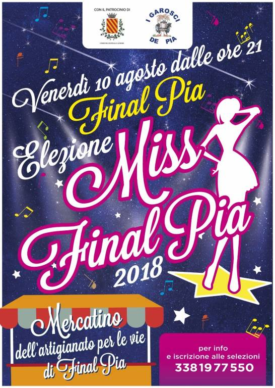 Miss Finalpia 2018