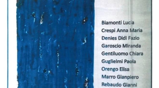 Mostra collettiva quadri pittori Vecchia Alassio