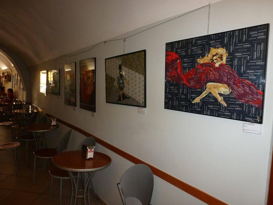 Mostra d'arte Albino Caramazza