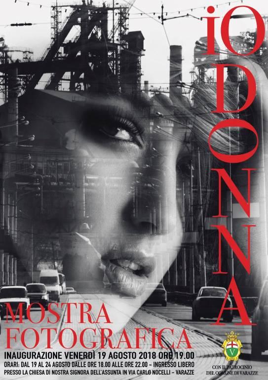 "Mostra fotografica ""Io Donna"" Varazze"